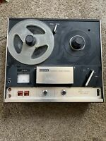 Sony TC 252 D Solid State Reel To Reel Stereo Tape Recorder Doesn't Power On