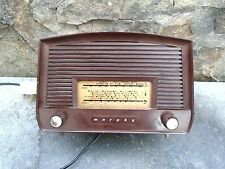SMALL MURPHY BAKELITE RADIO MAINS RECEIVER MODEL TYPE U198H