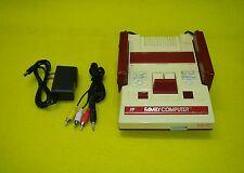 Nintendo Famicom Console System (NTSC) AV Mod Refurbished AC100V-240V A3