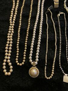 Vintage  Jewelry lot Some Signed
