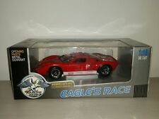FORD GT 40 STREET VERSION EAGLE'S RACE SCALA 1:18