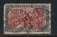 Stamp Germany 1902 Mi81, used, 504N