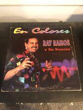 Ray Ramos Y Su Sonnora - En Colores LP