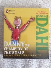 NEW Danny The Champion Of The World by Roald Dahl AUDIO-BOOK (CD-Audio)