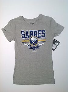 Buffalo Sabres Youth Official Reebok NHL GIRLS New Multiple Sizes