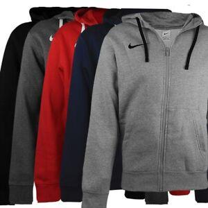 Nike Park 20 Hoodie Herren Sweatjacke Full Zip Sweatshirt Baumwollmix Casual NEU