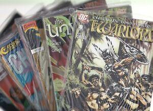 Various lots of American Comics: Image, DC, Dark Horse, Valiant, Marvel, Vertigo