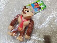 """Donkey Kong S-01  """"Donkey Family"""" Figure / Sofubi Takara Toys Nintendo"""