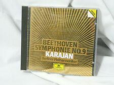 Full Silver CD Karajan Beethoven DGG 410 987-2 CD4