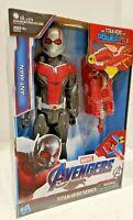 """Marvel Avengers Endgame Titan Hero Power FX 12"""" inch Ant-Man Figure"""