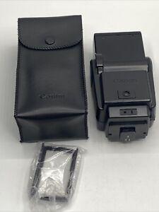 CanonSpeedlite 199A Aufsteckblitz Blitzgerät Blitz #705-59