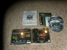 Icewind Dale (PC, 2002) Game with pictured items