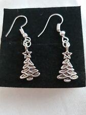 christmas earrings Tree costume