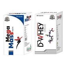 Herbal Weight Gainer Pills, Muscle Mass Gain Supplements Underweight Men Women