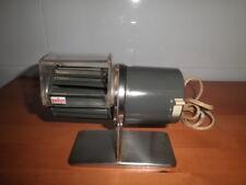 Mítico Turbo-Ventilador Braun HL 121. 1969.  125 V  Reinhold Weiss. MOMA NY.