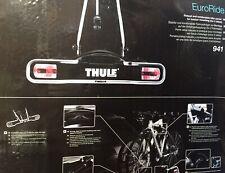 porte velo sur attelage 2 velos de la marque Thule