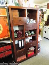 M664 China Möbel Regal Bücherregal Handarbeit Holz Geschenk H170XB85XT45