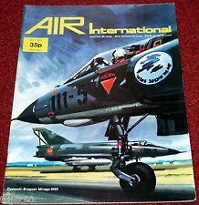 Air International 1974 July Canberra,B-534,Ju-87,Spain,S-3A Viking