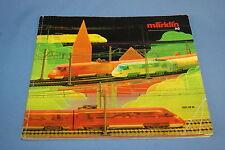 Marklin Katalog Catalog 1987-88 NL