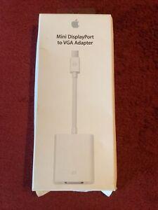 Genuine Apple Mini DisplayPort to VGA Adapter - Used Once