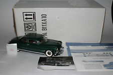 Franklin Mint, 1951 Hudson Hornet, With Shipping Box, 1/24th Scale