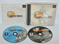 VALKYRIE PROFILE Ref/ccc PS1 Playstation Japan Game p1
