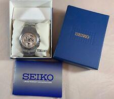 Seiko Arctura Kinetic Chronograph 7l22 0AA0