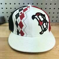Boston Red Sox MLB Baseball Diamonds NEW ERA 59FIFTY Fitted Hat Size 7 3/4 Cap