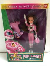 Pink Power Ranger Figure; 1994 Ban Dai, New in Box