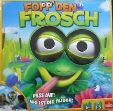 Fopp den Frosch  /   Goliath       (OVP)