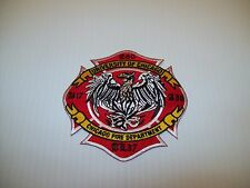 Chicago Fire Department Engine 60 Patch