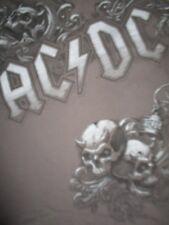 Retro AC DC SKULLS (LG) T-Shirt
