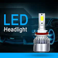 H11 H9 H8 72W 8000LM CREE LED Headlight Bulb C6 Low Beam Fog Light 6000K White