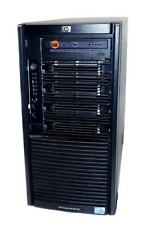 HP ML350 G6 Tower WEB Server  8 Cores 48GB 6 x 72gb 15k SAS DVD P410 RPS