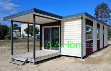 Ayva Granny Flat - 1 or 2 bedroom Steel Frame Kit Home