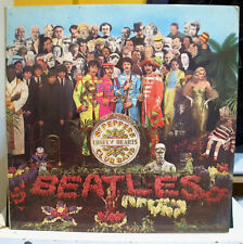 "THE BEATLES ""SGT.PEPPERS LONELY HEARTS CLUB BAND"" LP!FOC!D69 - VG+/EX"