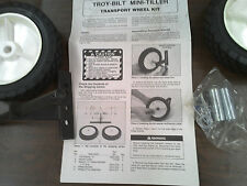 TROY-BILT  GARDEN WAY MINI TILLER TRANSPORT WHEEL KIT