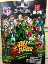 MCFARLANE NFL SMALL PROS UNOPENED PACK SERIES 2 COLLECTIBLE FIGURES