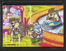 Jouet kinder puzzle 2D Die Top Ten Teddies 659266 Allemagne 1996 + étui +BPZ