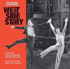 CD WEST SIDE STORY ORIGINAL SOUNDTRACK JOHNNY GREEN MORENO NIXON BRYANT & BONUS