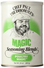 Poultry Magic Seasoning 24oz Poultry 24 oz. Canister