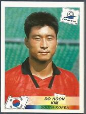 PANINI WORLD CUP FRANCE 1998- #351-SOUTH KOREA-DO HOON KIM