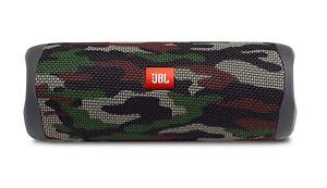 JBL Flip 5 Portable Waterproof Speaker - Camo