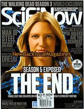 UK SciFi Now 10/12,Anna Torv,October 2012,NEW