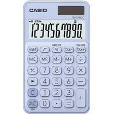 CASIO Calcolatrice Solare & Batteria SL-310UC VERDE Big Display *Sped.Tracciata*