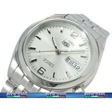 SEIKO 5 OROLOGIO AUTOMATICO 21 JEWELS DAY DATE SNK385K1 SNK385K AUTOMATIC WATCH