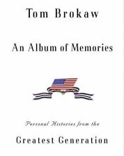 Tom Brokaw- An Album Of Memories