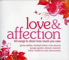 Love and Affection - Various Artists [CD]