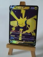 Regieleki Proxy Custom Pokemon Card in Holo