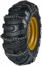 Quality Chain A2645 13.5mm Premium Link Loader Grader Tire Chains Snow Traction